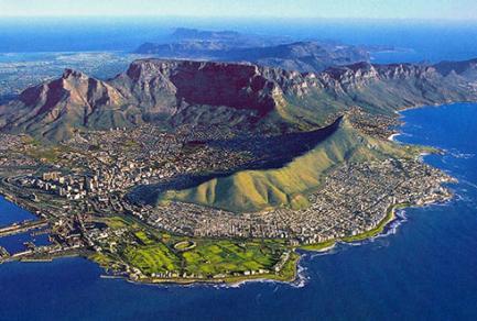Le Cap (Afrique du Sud) - Afrique du Sud