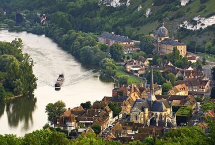 Les Andelys - France