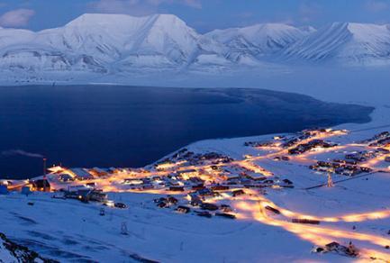 Longyearbyen (Spitzberg) - Svalbard