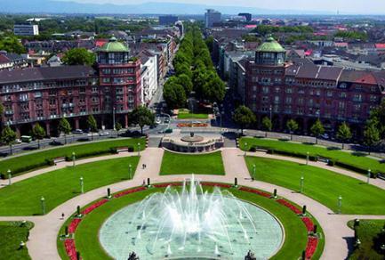 Mannheim (Allemagne) - Allemagne