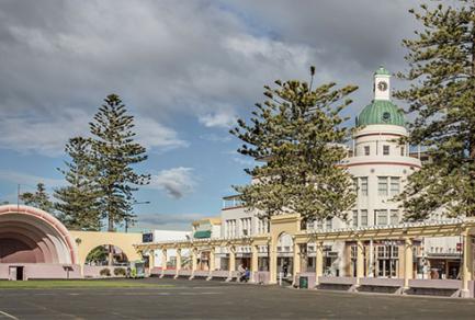 Napier (Nouvelle-Zélande) - Nouvelle-Zelande