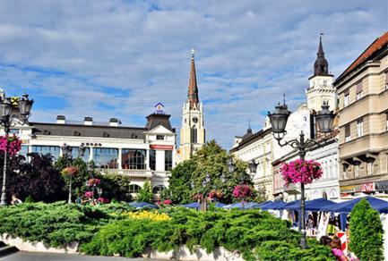 Novi Sad (serbie) - Serbie