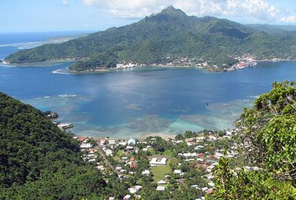 Pago Pago (Samoa) - Samoa