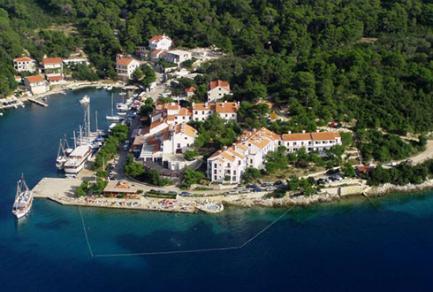 Pomena, Mljet - Croatie
