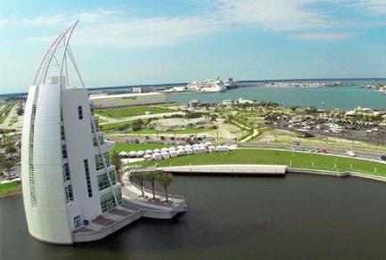 Port Canaveral (Etats-Unis) - États-Unis