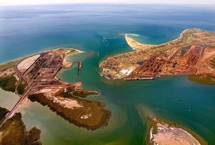 Port Hedland, Australie - Australie
