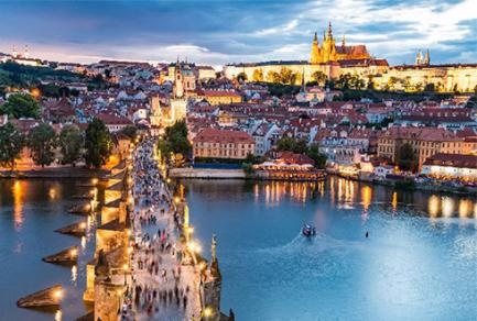 Prague (République Tchèque) - Tchéquie