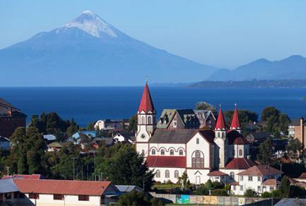 Puerto Montt (Chili) - Chili