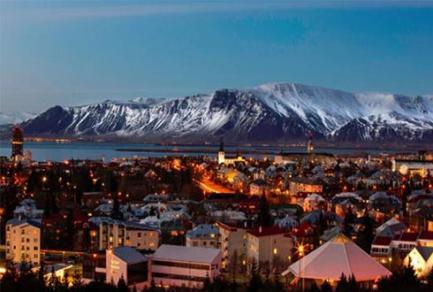 Reykjavik (Islande) - Islande