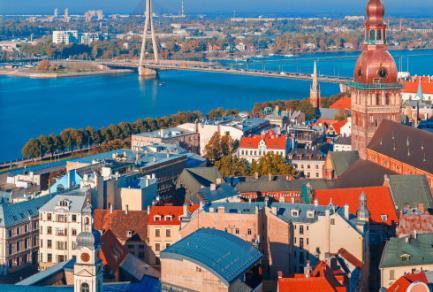 Riga (Lettonie) - Lettonie