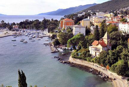Rijeka (Croatie) - Croatie