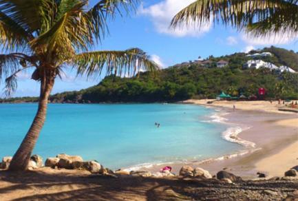 Saint-Martin, Antilles françaises - Antilles françaises