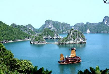 Hanoi (Baie d'Halong) - Vietnam