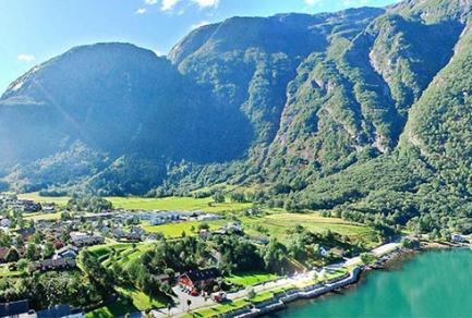eidfjord (Norvège) - Norvège