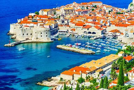 Dubrovnik (Croatie) - Croatie