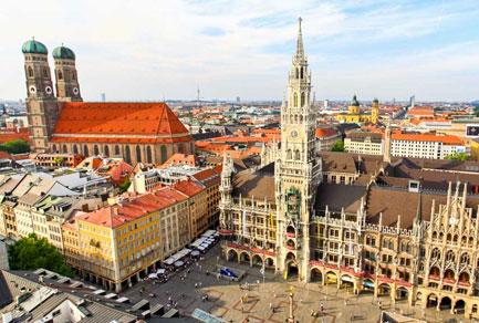 Munich (Allemagne) - Allemagne