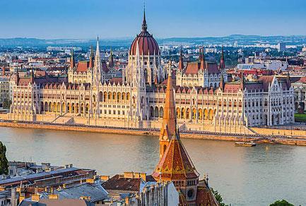 Budapest (Hongrie) - Hongrie