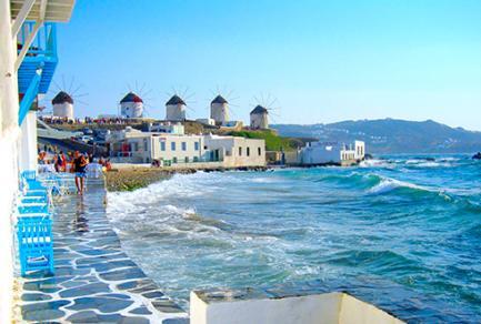 Mykonos (Grèce) - Grèce