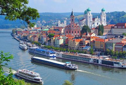 Passau (Munich) - Allemagne