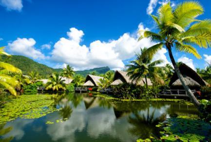 Huahine - Polynésie française