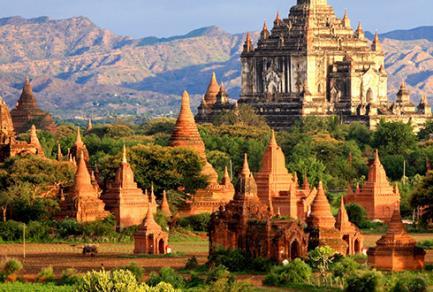 Bagan (Birmanie) - Birmanie