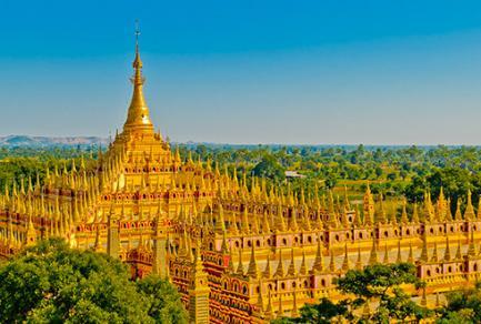 Monywa - Birmanie