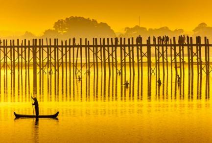 Amarapura - Birmanie
