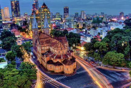 Saigon - Vietnam