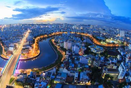 Ho Chi Minh-Ville (Vietnam) - Vietnam