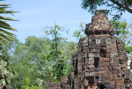 Kampong Chhnang - Cambodge