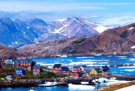 narsaq - Groenland