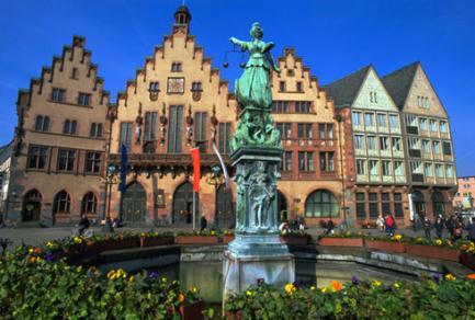Francfort - Allemagne