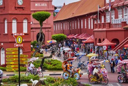 Malacca (Kuala Lumpur) - Malaisie