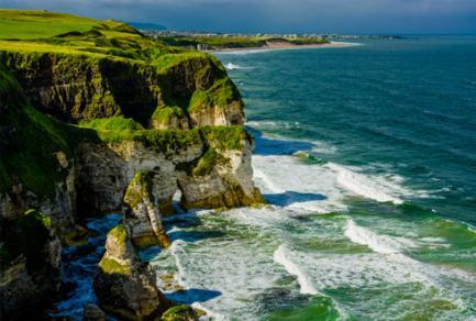 Portrush, Irlande du Nord - Royaume-Uni