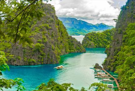 Coron, Philippines - Philippines