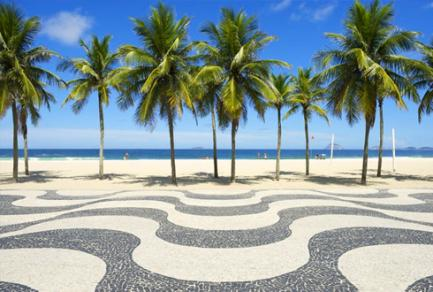 Copacabana - Bresil