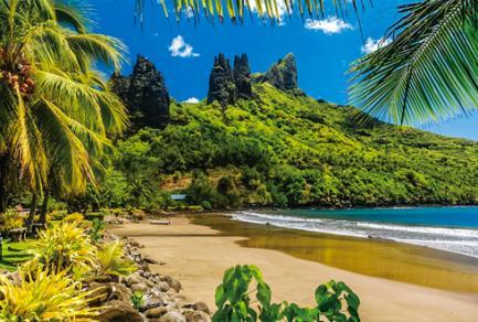 Nuku Hiva (Polynésie Française) - Polynésie française