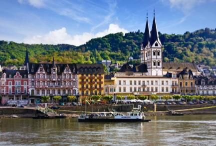 Boppard - Allemagne