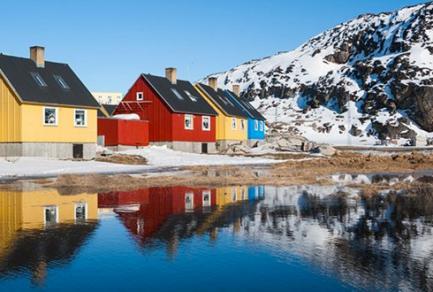 Qaqortoq - Groenland