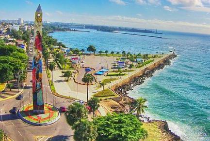 Puerto Caucedo - République dominicaine
