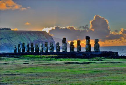 Hanga Roa (Île de Pâques) - Chili