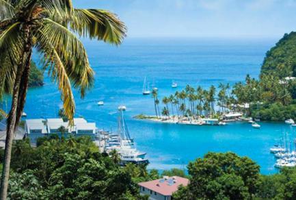Marigot Bay -