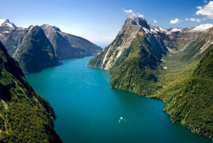 Fiordland National Park -