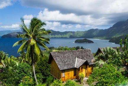 Hiva Oa, Marquesas Islands -