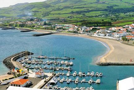 Praia di Vitoria, Azores -