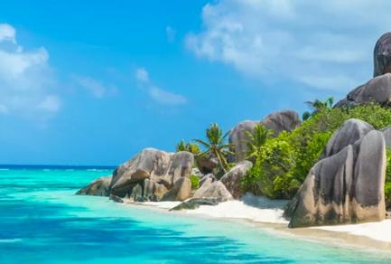 Praslin Islands -