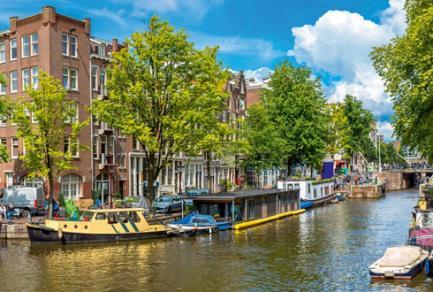 Amsterdam - Wesel - Dusseldorf  -