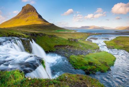 Grundarfjordur, Iceland -