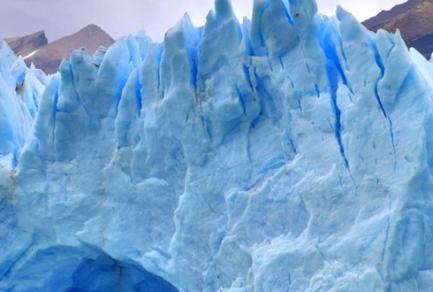 Glacier Hom -