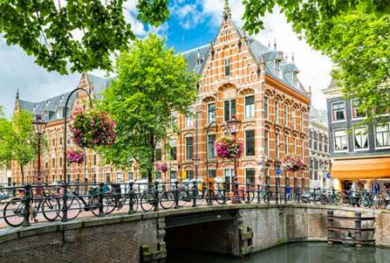 Amsterdam - Groningen - Delfzijl -